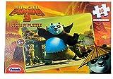 Frank Kung Fu Panda 3 Puzzle Multi color...