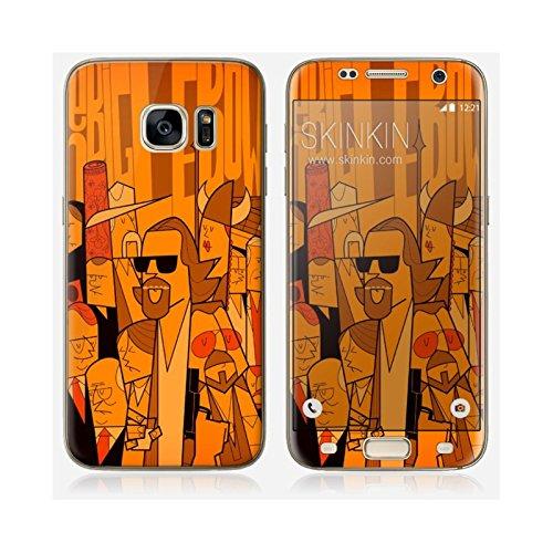 Coque iPhone 6 et 6S de chez Skinkin - Design original : Big Lebowski par Ale Giorgini Skin Samsung Galaxy S7 Edge