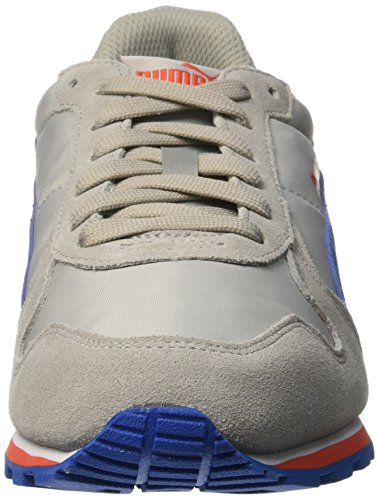 Puma St Runner Nl, Baskets Basses Mixte Adulte Gris (Gray Violet/Royal)