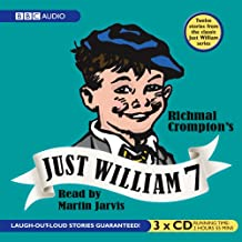 Just William: Volume 7: No. 7 (Bbac Audio)