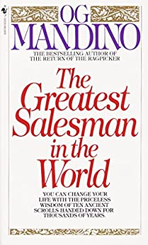 The Greatest Salesman in the World von [Mandino, Og]