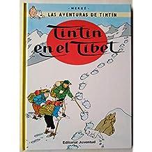 C- Tintín en el Tíbet (LAS AVENTURAS DE TINTIN CARTONE)