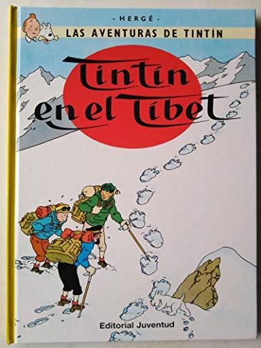Después de leer la noticia de un accidente aéreo en el Himalaya, Tintín tiene un sueño donde su joven amigo Tchang herido le pide ayuda medio enterrado en la nieve. Al día siguiente se entera por el diario de que Tchang viajaba en el avión siniestrad...