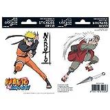 Naruto - Jiraiya - Aufkleber | Original Manga Anime