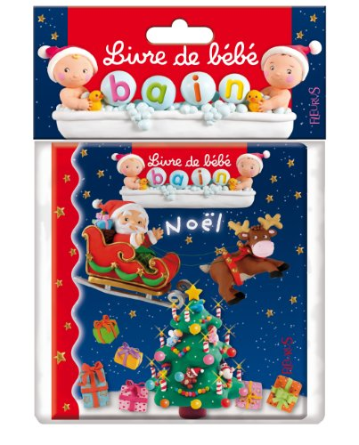 Noël - (plastifié)