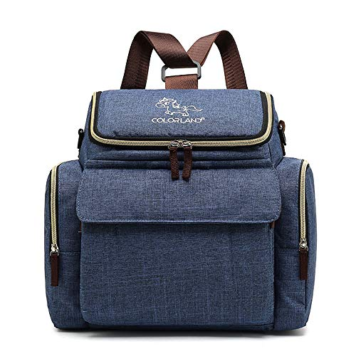 Chaise de salle à manger portative avec sac à dos, chaise de bébé, sac momie portable, sac pour poussette de chaise pour salle à manger portative, sac à dos multifonction, grande capacité deux en un