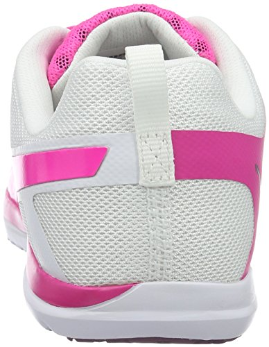 Puma Pulse Flex Xt Ft Wns, Chaussures de Fitness Femme Rose (Pink Glo/White)