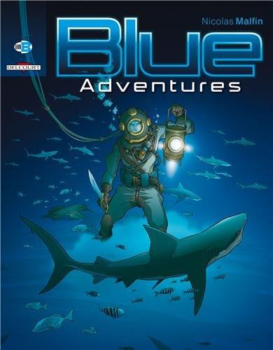 Blue Adventures par Nicolas Malfin