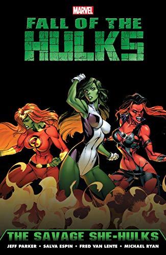 lks - The Savage She-Hulks (Fall of the Hulks: The Savage She-Hulks (2010)) (English Edition) ()