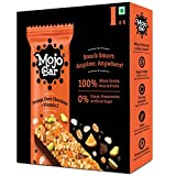 #3: Mojo Bar - Orange Dark Chocolate + Vitamin C Pack of 6 Snack Bar