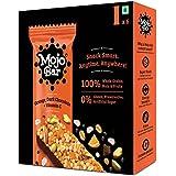 Mojo Bar - Orange Dark Chocolate + Vitamin C Pack Of 6 Snack Bar