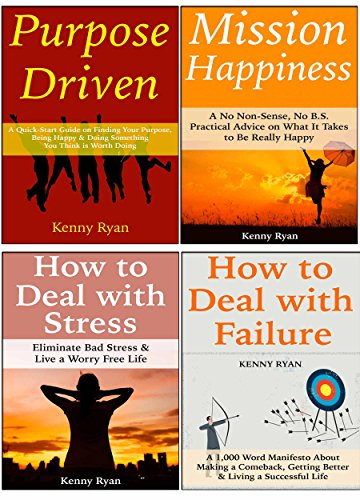 self-improvement-bundle-pack-how-to-find-your-purpose-achieve-happiness-deal-with-stress-handle-fail