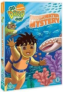 Go Diego Go - Underwater Mystery [DVD]