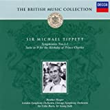 The British Music Collection: Sir Michael Tippett - Symphonies