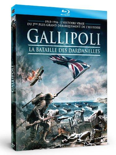 Coverbild: Gallipoli, la bataille des dardanelles