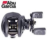 Dailyinshop Mulinello da pesca Abu García PROMAX3-L 7.1: 1 Ruota idraulica da lancio Baitcasting sinistra (Colore: nero)