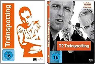 Trainspotting 1+2 DVD Set, T1 neue Helden, T2, deutsch, Ewan McGregor, I & II