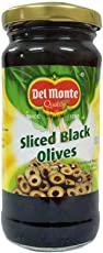 Del Monte Olive Black Sliced, 235g