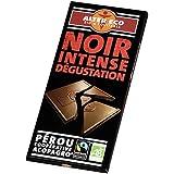 Alter Eco Chocolat Noir Intense, Force Brut, Coopérative El Ceibo - ( Prix Par Unité ) - Envoi Rapide Et Soignée