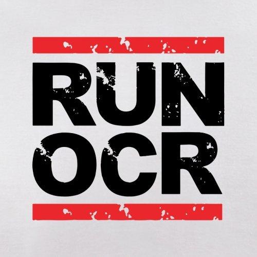 Run OCR - Herren T-Shirt - 13 Farben Weiß