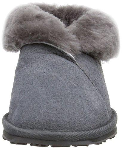 EMU Australia Talinga, Chaussures de sports en salle femme Gris (Charcoal)