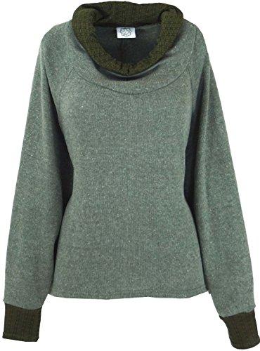 Hoody, Sweatshirt, Pullover, Kapuzenpullover / Pullover, Longsleeves & Sweatshirts Grau