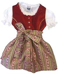Isar-Trachten - Vestido - para niña