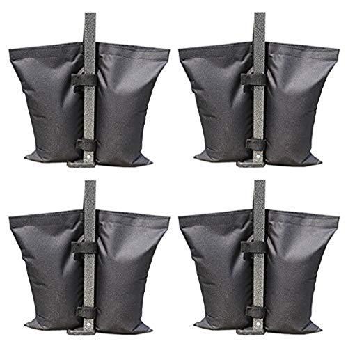 Preisvergleich Produktbild BURFLY wasserdichter Gewichtsbeutel für Industriezwecke Pop-Up-Vordach-Zeltgewichtsbeutel Fester Sandsack-Sandsack