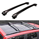 Fit pour Jeep Renegade 2015 2016 2017 2018 Lockable Baggage Bagages Porte-Bagages...