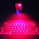 Laser Projection Keyboard (White) Go Giz...