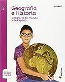 GEOGRAFIA E HISTORIA SERIE AVANZA VERSION A 3 ESO