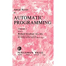Annual Review in Automatic Programming: International Tracts in Computer Science and Technology and Their Application, Vol. 2