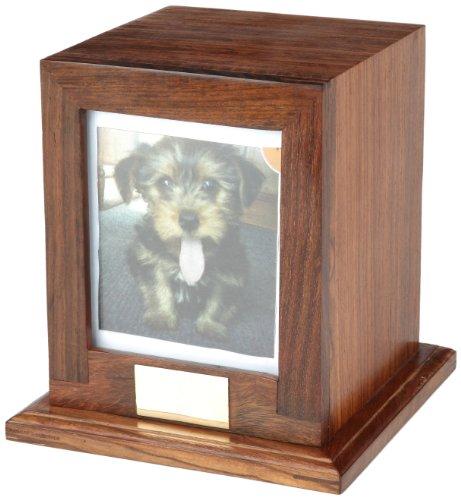 Urns UK Mascota urna para cenizas crematorias para cenizas, Bootle