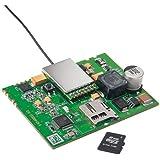 HomeMatic Funk-Gong-Modul MP3 für microSD-Speicherkarte, Komplettbausatz