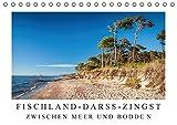 Fischland - Darß - Zingst: Zwischen Meer und Bodden (Tischkalender 2016 DIN A5 quer): Eine ursprüngliche Landschaft zwischen rauer See und stillem ... (Monatskalender, 14 Seiten ) (CALVENDO Natur)