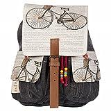 #5: The House Of Tara Women'S Backpack Handbag(Multicolour,Htbp 047)