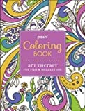 [(Pocket Posh Coloring Book : Art Therapy for Fun & Relaxation)] [Created by Andrews McMeel Publishing] published on (Se