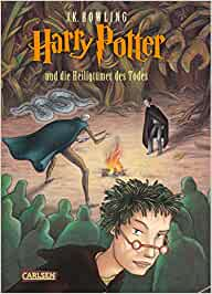 Harry potter dies in last book
