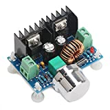 Droking Regulador de voltaje DC de 4 - 40 V a 1,25 - 36 V 8 A de caída, 200 W de alta potencia de voltaje de regulación, voltios paso abajo módulo