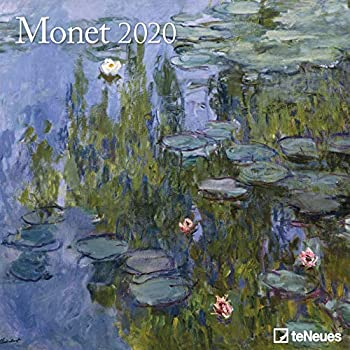 Art Calendar - Monet 2020 Square Wall Calendar