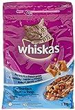 Whiskas Adult Katzenfutter Thunfisch, 5 Packungen (5 x 1 kg)
