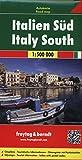 Italien Süd, Autokarten 1:500.000, freytag & berndt Auto + Freizeitkarten - Freytag-Berndt und Artaria KG