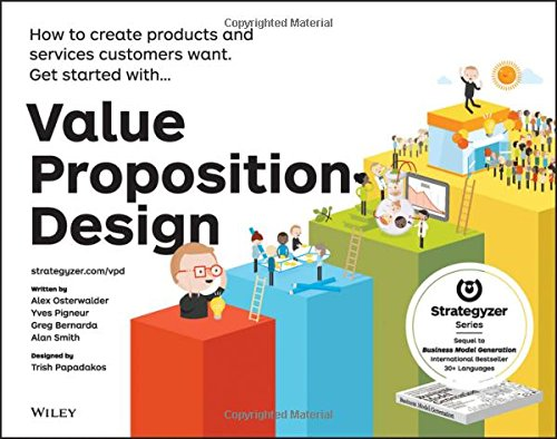 Preisvergleich Produktbild Value Proposition Design: How to Create Products and Services Customers Want (Strategyzer)