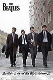 Beatles, The - On air - Musikposter Foto London Classics - Grösse 61x91,5 cm + 1 Ü-Poster der Grösse 61x91,5cm