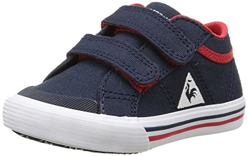 Le Coq Sportif Saint Gaetan Inf Unisex-Kinder Sneakers Blau (Dress Blue)