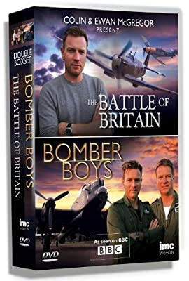 Battle of Britain & Bomber Boys Double DVD Box Set - Ewan McGregor - BBC1 by Ewan McGregor
