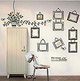 Galerie Leinwand Art-DIY Home Decor Kunst Abnehmbare Wandaufkleber Kinderzimmer Kinderzimmer Cartoon Minions Wandtattoos # WM145