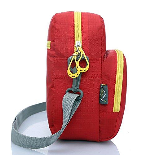 Outdoor-Sport Tasche Multi-Funktions-Reisen und Freizeit-Taschen 3