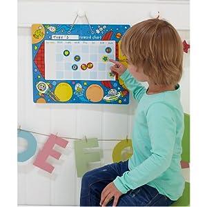 Early Learning Centre - Tabla de recompensa para niños (133613) (versión en francés)