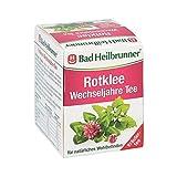 Bad Heilbrunner Tee Rotklee Wechseljahre Filterbtl 8 stk